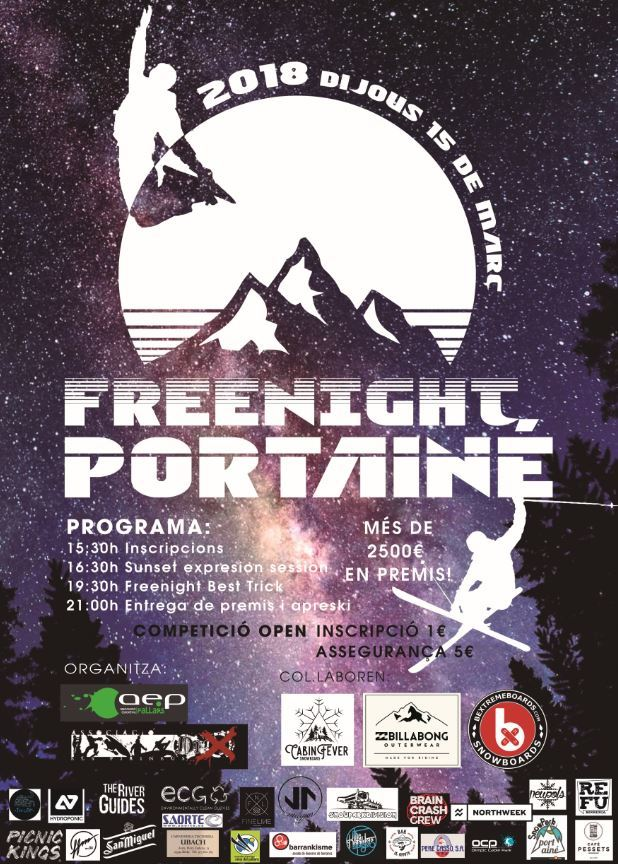 Freenight Portainé