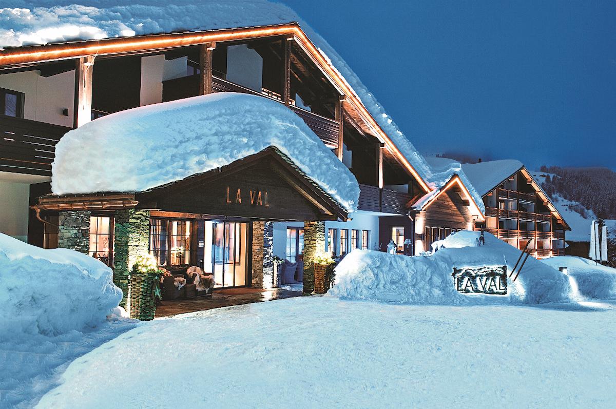 Brigels, Bergspa Hotel La Val
