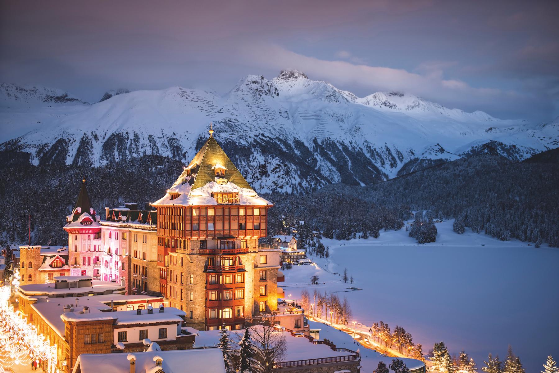St. Moritz, Badrutts Palace