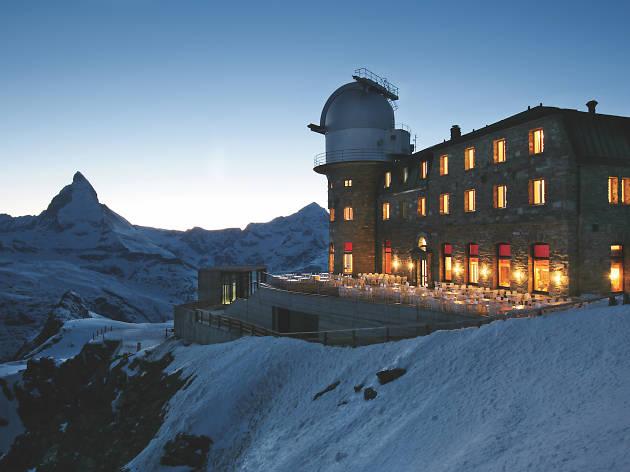 Gornergrat, Kulmhotel, Matterhorn