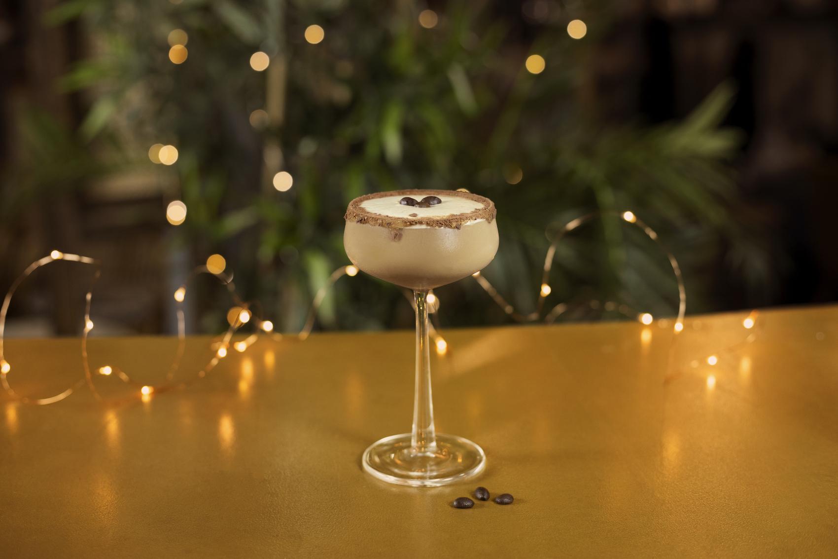 Baileys salted caramel espresso martini