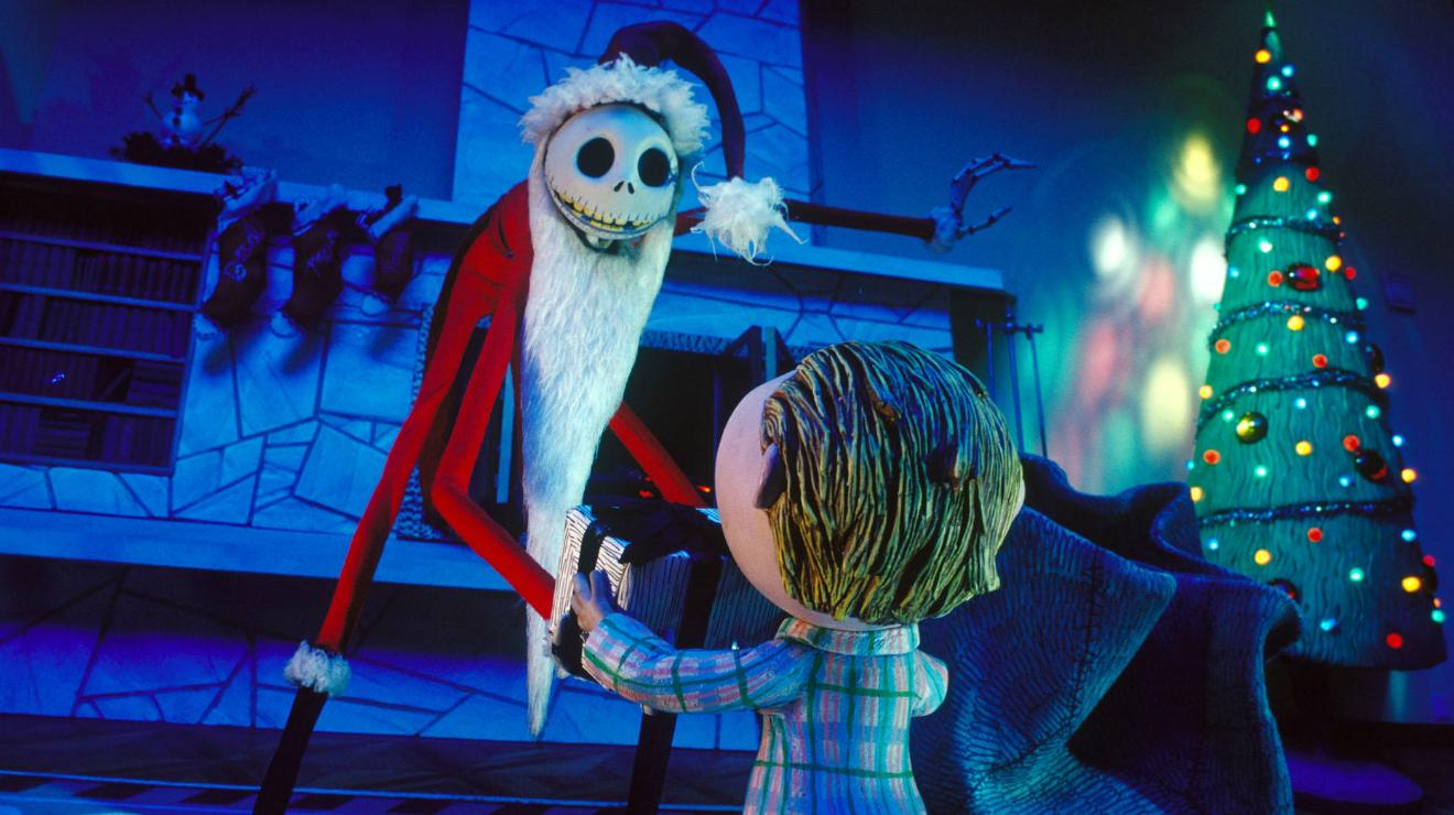 Disney- El extraño mundo de Jack