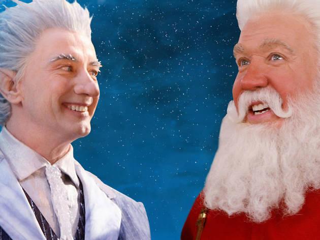 Disney- Santa Cláusula 3: Complot en el Polo Norte