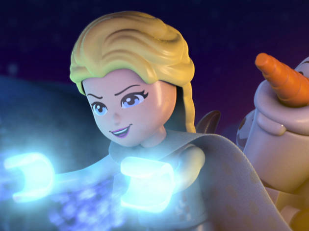 Disney Lego Frozen: Luces mágicas