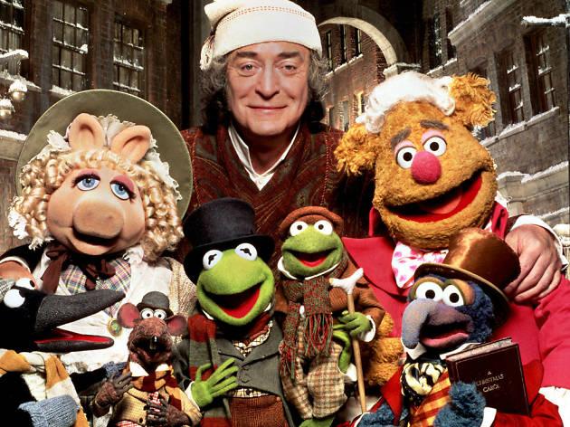 Disney- Una Navidad con los muppets