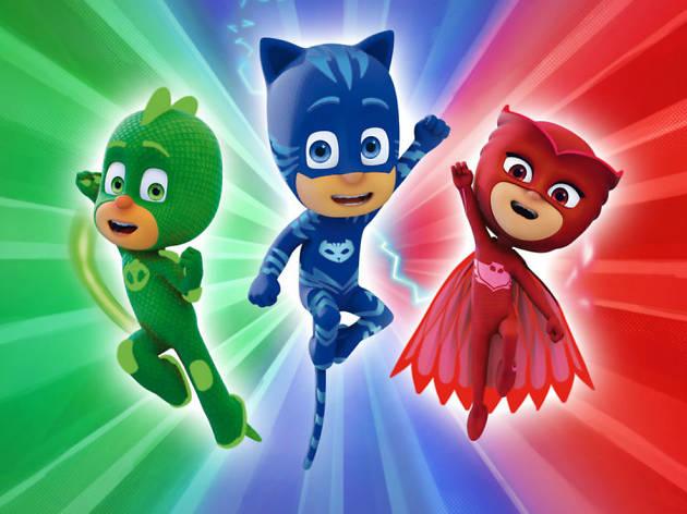 PJ Masks: Héroes en pijamas: Temporada 1