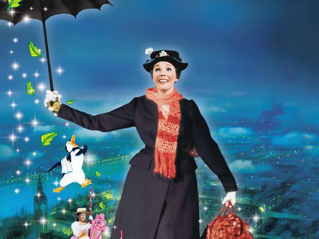Disney- Mary Poppins