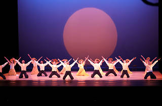 Alvin Ailey American Dance Theater in Alvin Ailey's Revelations