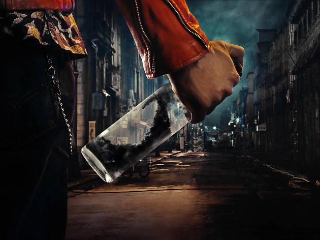Diablero, la nueva serie de Netflix