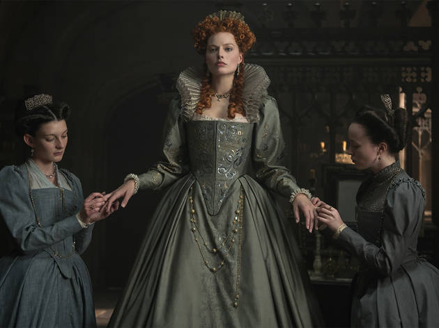 Review: Mary, Queen of Scots