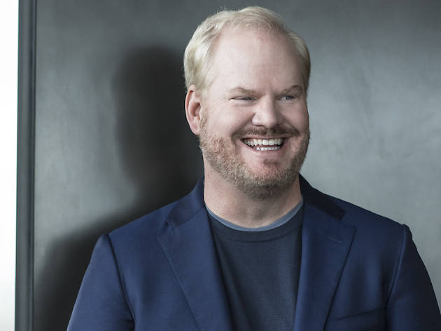 We interview Jim Gaffigan before his comedy show in Singapore