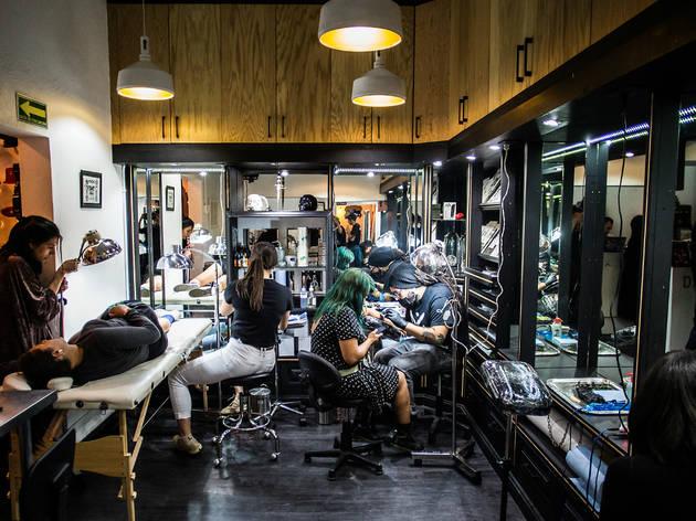 Dagga Tattoo Studio