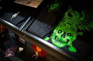 Dagga Tattoo Studio (Foto: Alejandra Carbajal)