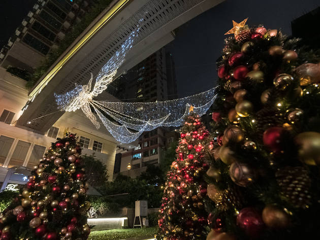 Lee Tung Avenue Christmas 2018