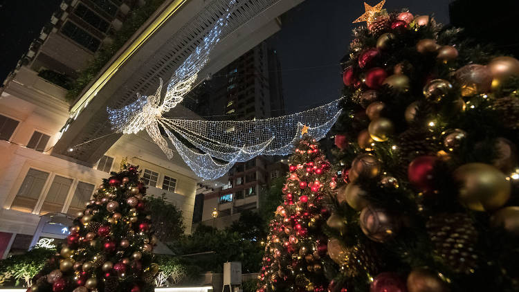 Lee Tung Avenue Christmas 2018