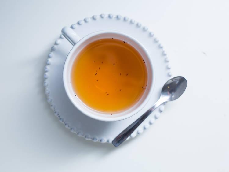Três sítios para beber chá no Porto