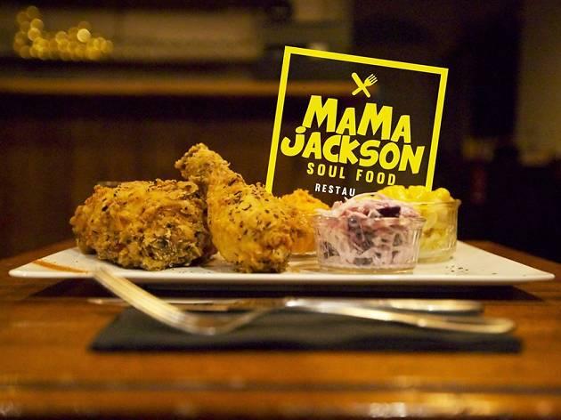 Mama Jackson Soul Food