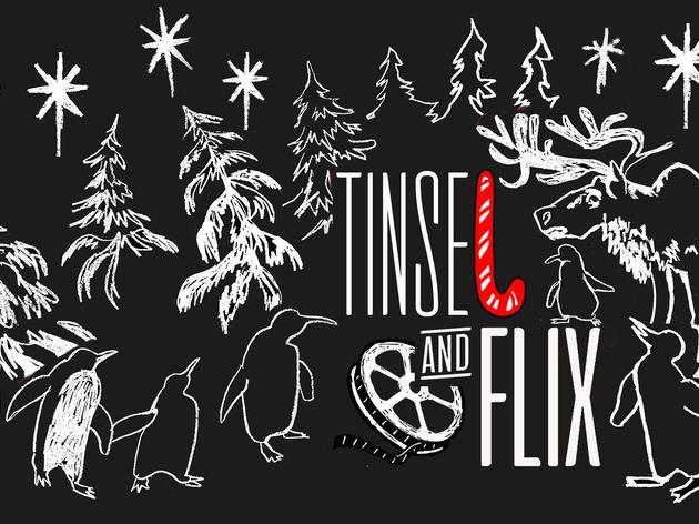50% off Tinsel & Flix at The Vaults