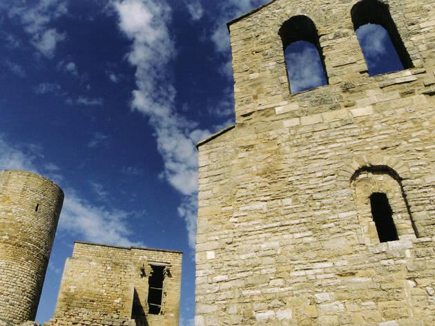 Castell de Boixadors