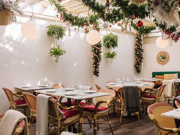 Os melhores sítios para jantares de Natal em grupo em Lisboa