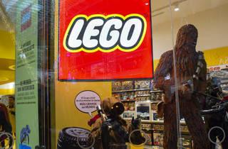 Lego Store Perisur (Foto: Jessica Valdivia)
