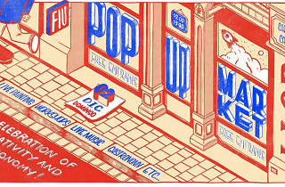 Pop Up Market: Fiuhouse + Llop