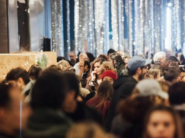 Mercado de diseño Edición Navidad