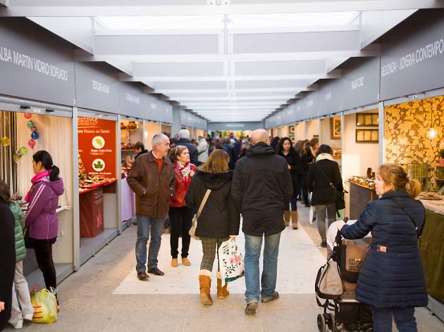 Feria Mercado de Artesanía Comunidad de Madrid