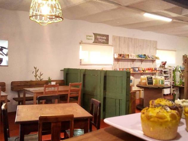 Green Beans, Café & Mercado Vegan