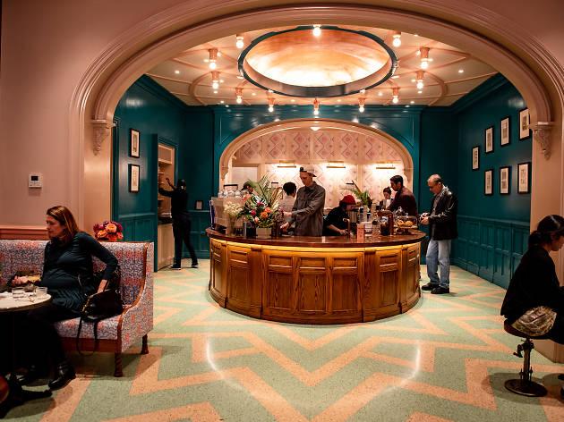 Felix Roasting Co Restaurants In Midtown New York