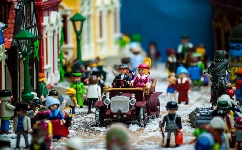 Mercado del juguete