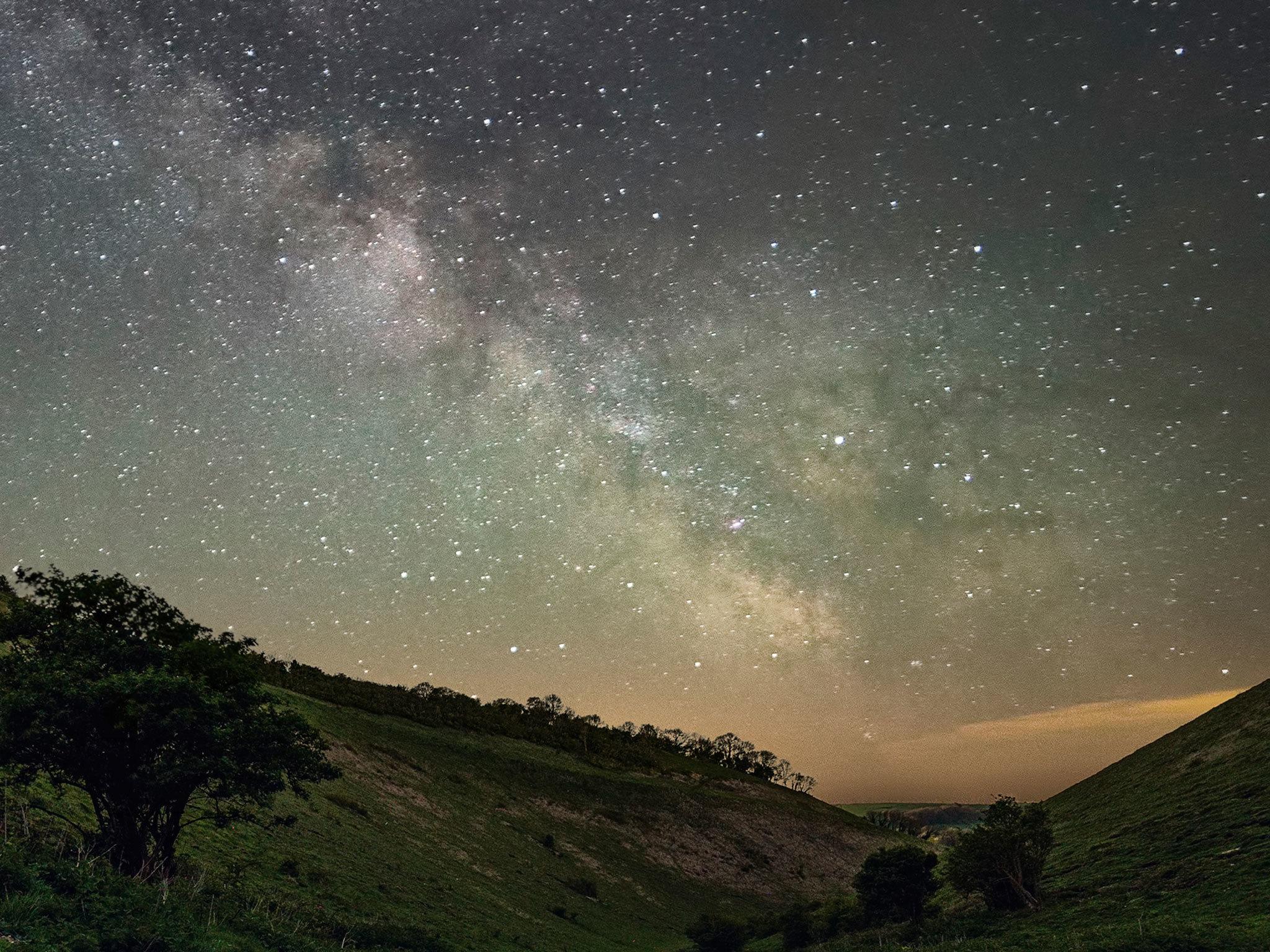 South Downs Dark Sky Reserve