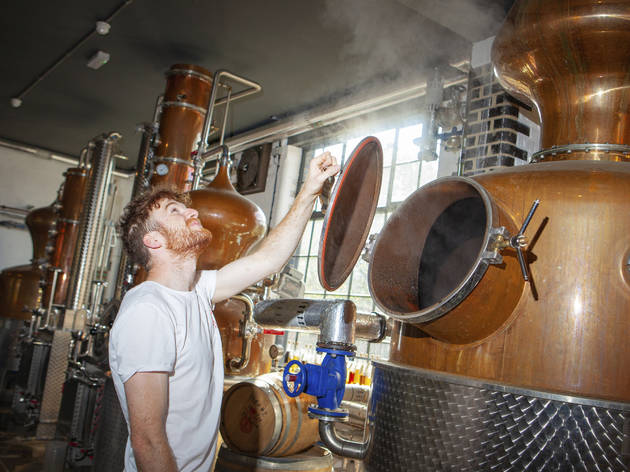 Is a whisky revolution afoot in London?