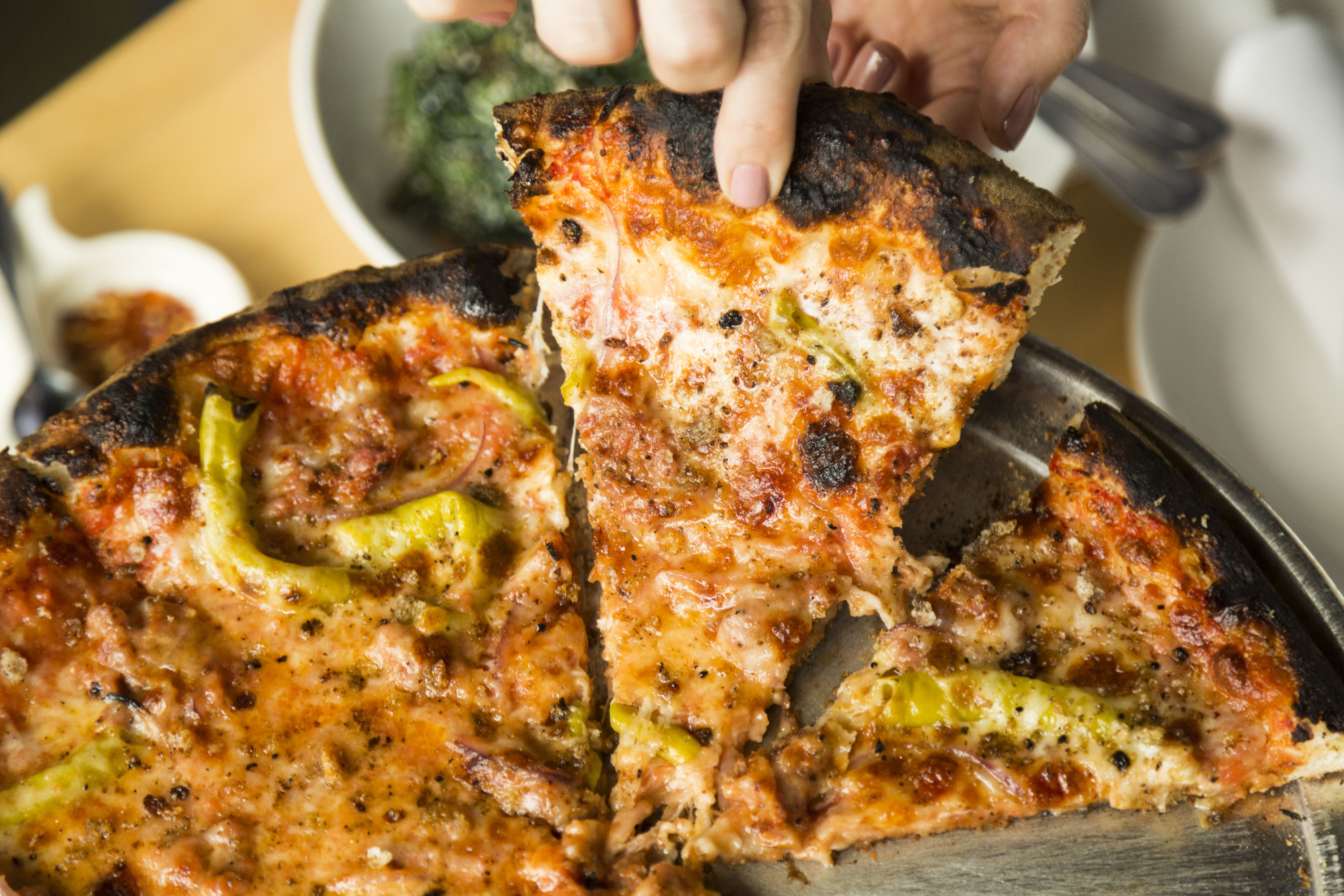 Where to find the best thin crust pizza in Chicago