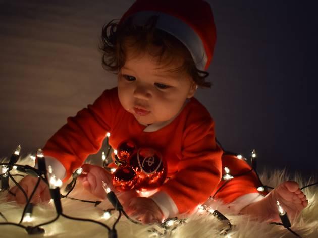 Os melhores presentes de Natal para bebés