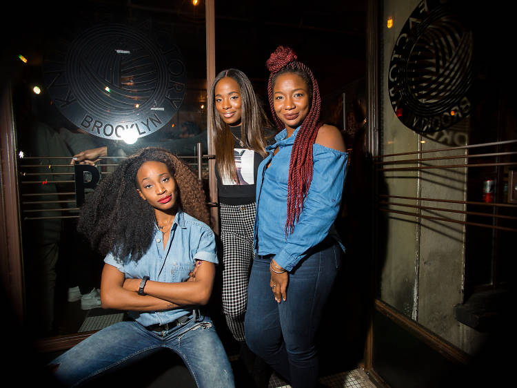 The best comedy shows by women in NYC