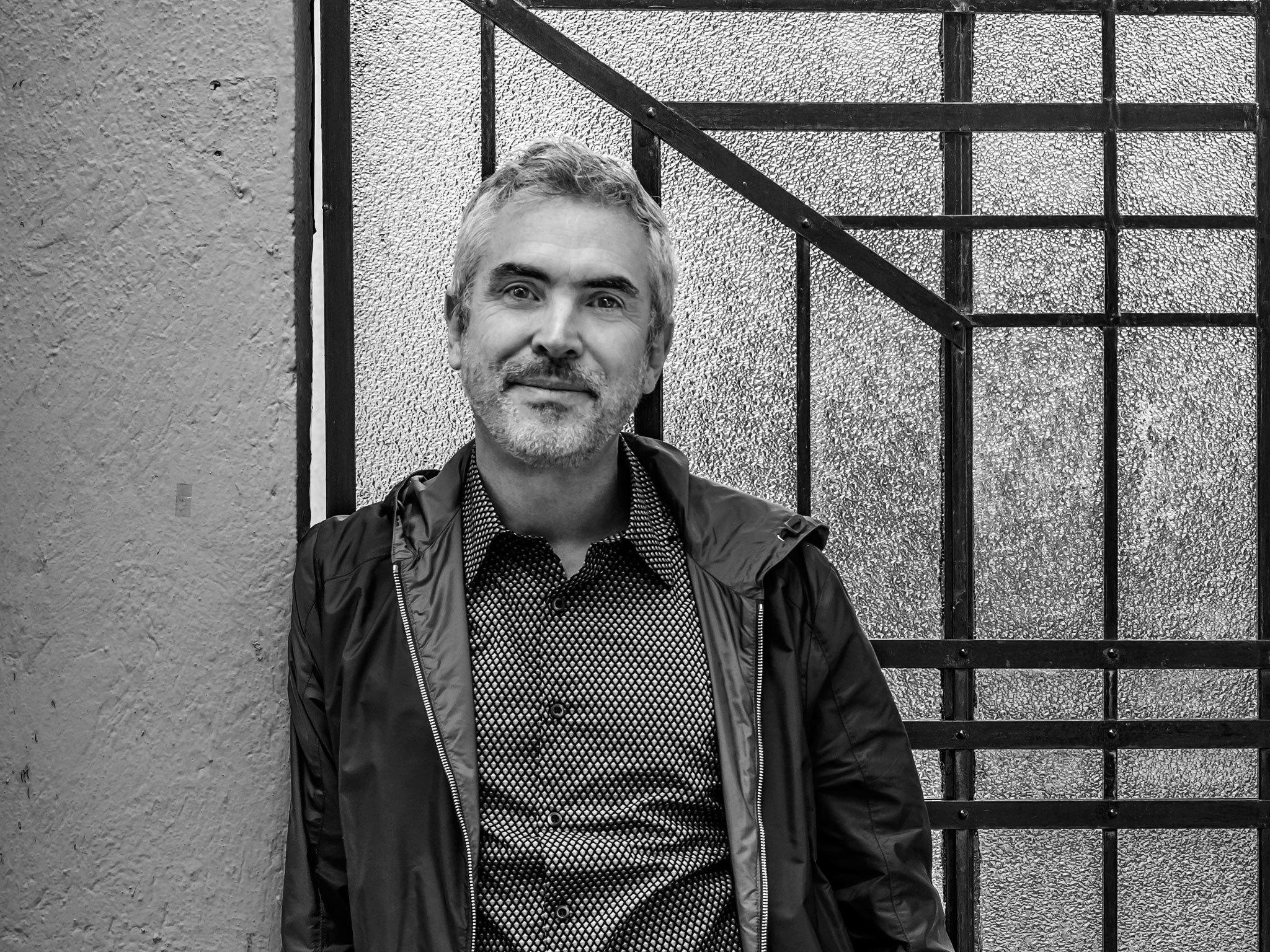 Alfonso Cuarón presenta Roma
