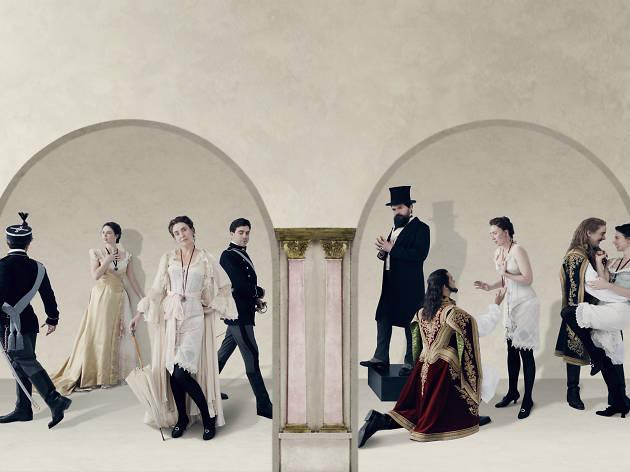 Cosi fan Tutte Opera Australia 2019