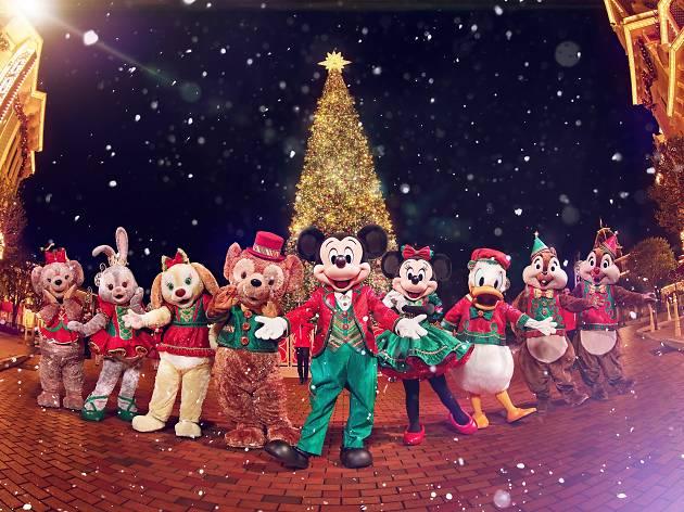 A Disney Christmas 2018