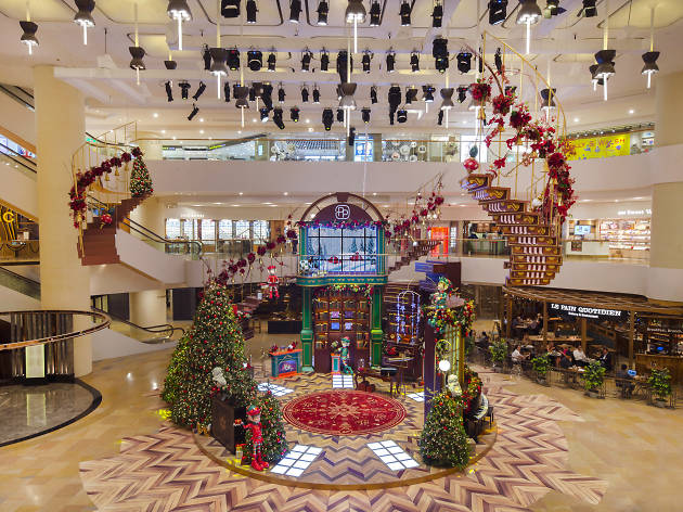 Pacific Place Christmas 2018