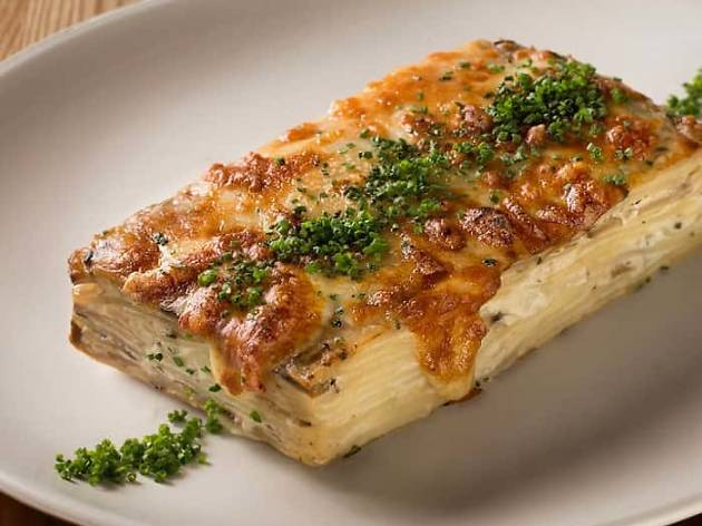 the halia potato dauphinoise
