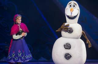 Disney on Ice: Frozen (Foto: Cortesía Feld Entertainment)