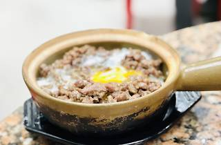 Wing Hop Sing Claypot Rice