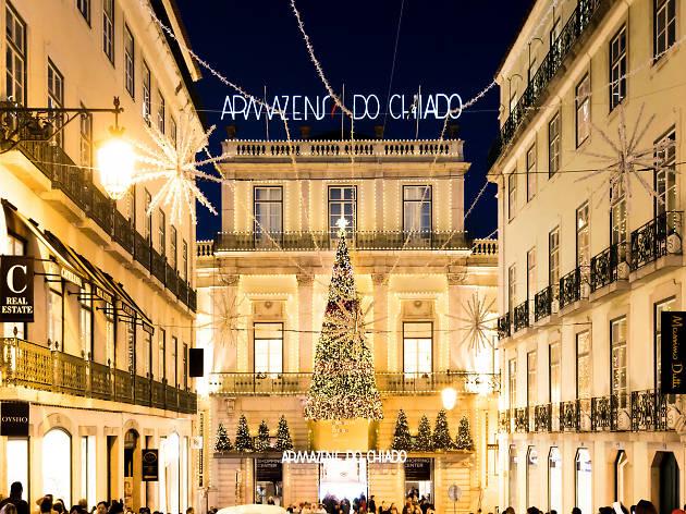 Natal no Chiado