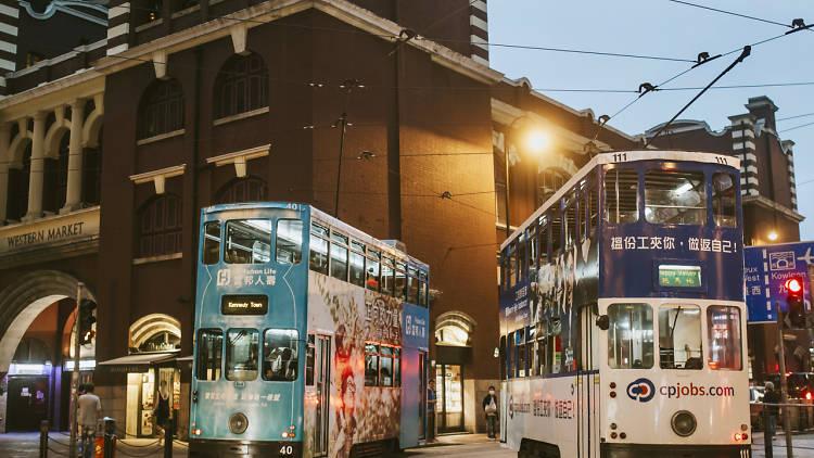 Sheung Wan neighbourhood