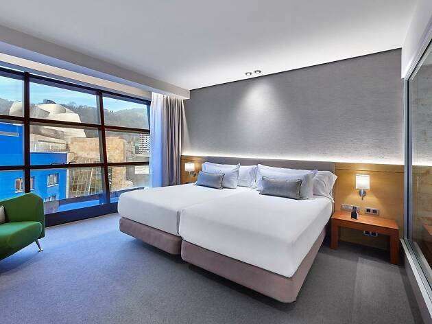 Los 21 mejores hoteles de Bilbao