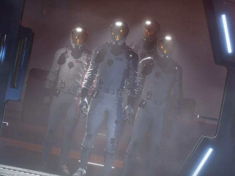Mission Eclipse - Virtual Adventure