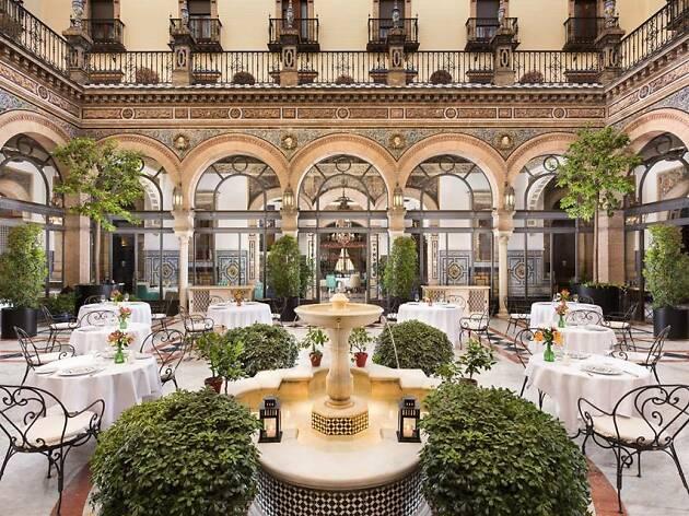 Los 17 mejores hoteles de Sevilla