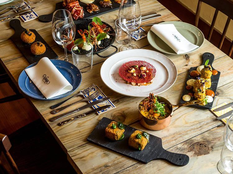 20 restaurantes para jantares de Natal no Porto