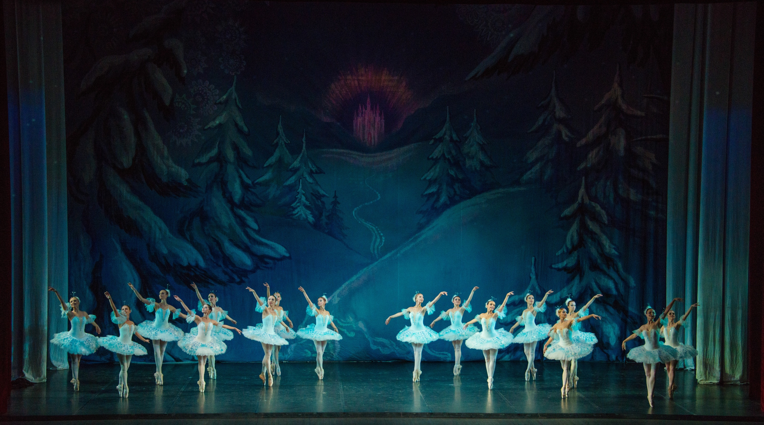 The National Ballet Theater of Odessa: The Nutcracker